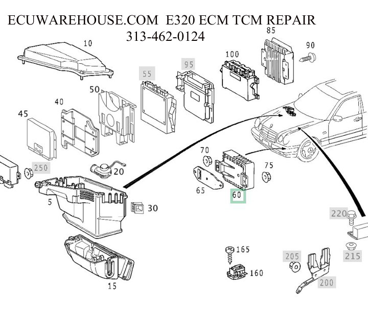 1997 318 Ecm Wiring Diagram