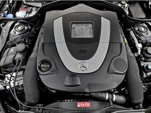 Mercedes Benz Engine Control Unit And Ecm Replacement
